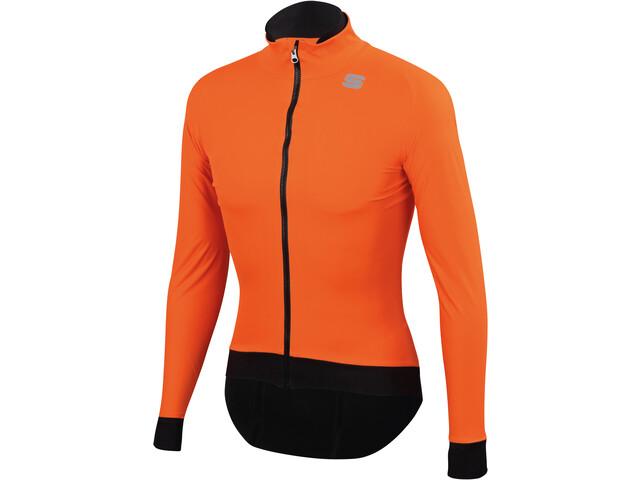 Sportful Fiandre Pro Veste Homme, orange sdr